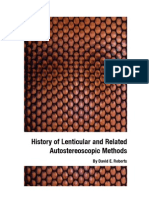 History of Lenticular