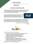 Stellenanzeige Grafik & Marketing (14.08.2014)