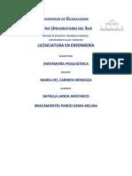 Caso Clinico - Enf. Psiquiatrica