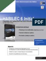 Plaquette Habilec 6 Initial