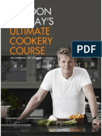 Gordon Ramsay Ultimate Cookery Course 2012