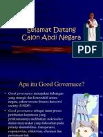 Apa Itu Good Governace
