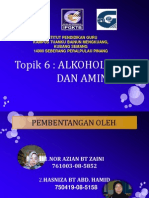 TOPIK 6-Alkohol,Etr Dan Amina 2