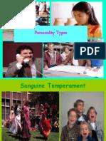 Tipuri de Personalitate Tipuri Temperamentale
