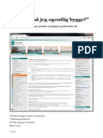 """""""Hvad må jeg egentlig bygge?"""" En analyse af siden om byggeri på favrskov.dk"""