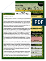 Parent Bulletin Issue 2 SY1415