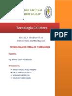 TECNOLOGIA GALLETERA