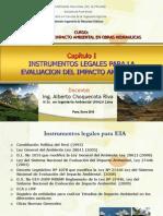 Cap 1 Instrumentos Legales Para EIA