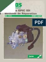 Manual Reparatie Pompa Lucas Epic