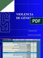 IV. Violencia de género