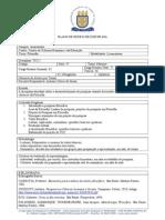 Plano de Ensino TCC I 2014