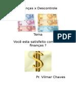 Finanças x Descontrole