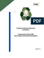 Proyectos Piloto de Eficiencia Energética-1 Bueno