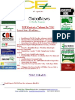 15th August,2014 Daily Exclusive ORYZA -E-Newsletter by Riceplus Magazine