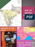 Rise of British Power in Bengal