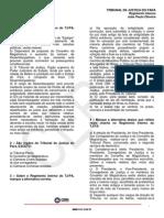 Regimento Interno - Aula 01 - Questões