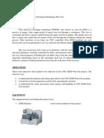 Mechanical Workshop Practice 4 CNC