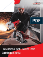 SKIL Tools Catalogue
