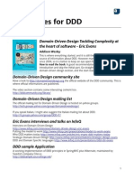 Avanscoperta DDD References
