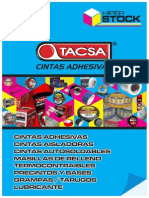 Catalogo TACSA