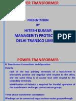 Transformers HK Rajput