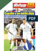 LE BUTEUR PDF du 05/12/2009