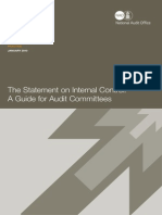 Statement Internal Control