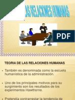 Diapositivas RELACIONES HUMANAS