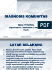 Diagnosis Komunitas 4 Mei[1]