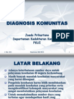 Diagnosis Komunitas 4 Mei[1]