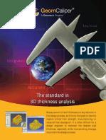 GeomCaliper Catalog