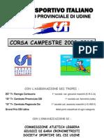 Depliant to e rio Campestre CSI Udine 2009-2010