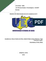 Relatório 9 - Determinação de Delta.pdf