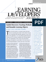Guided Discovery Teaching Methods
