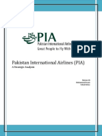 PIA - Strategic Analysis
