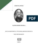 Flawiusz Józef - Dawne dzieje Izraela.pdf
