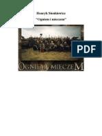 Henryk Sienkiewicz -- Ogniem i mieczem.doc