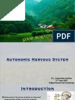 autonomic nerv system