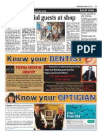 Know Your Dentistoptician