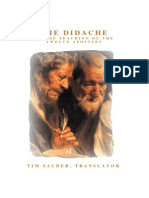 The Didache1