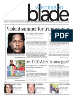 Washingtonblade.com, Volume 45, Issue 33, August 15, 2014