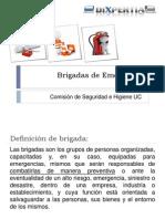 Brigadas de Emergencia b