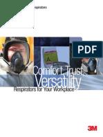 Reusable Respirators Full Line Catalog Lo Res