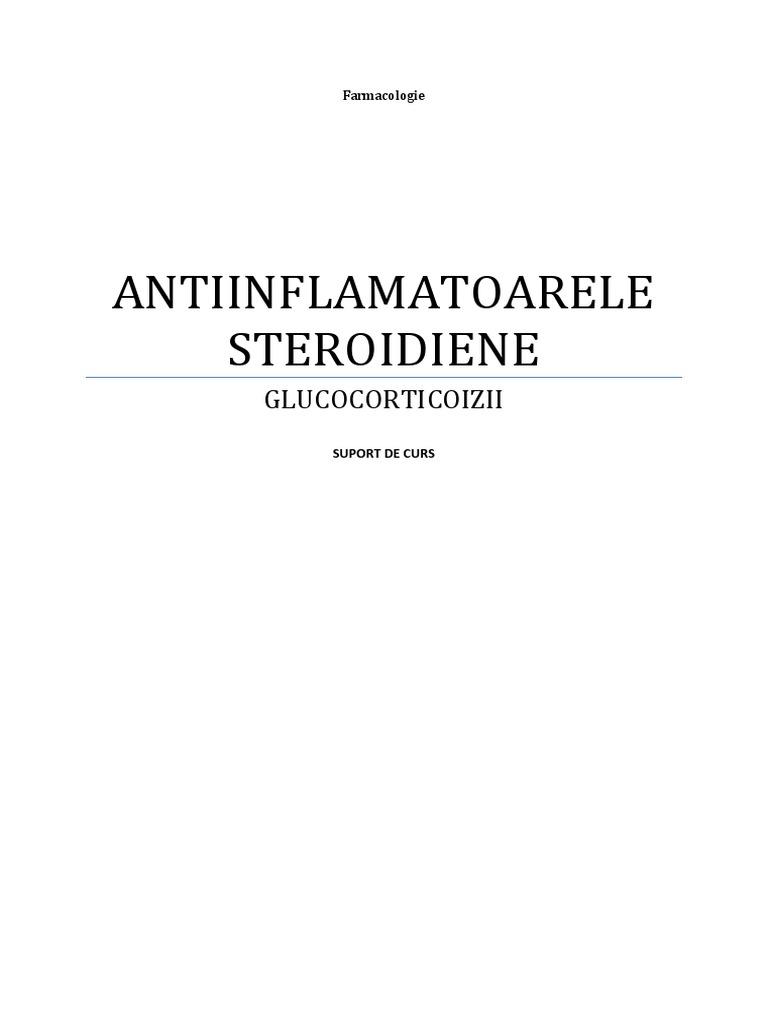Preparate articulare glucocorticosteroizi)