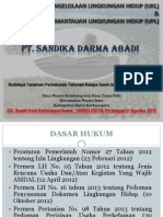 Presentasi Ukl-upl Pt. Sda