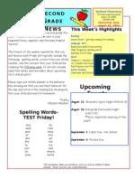 August 15 Newsletter