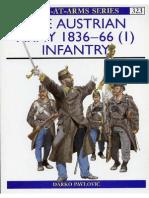 The Austrian Army 1836-66 (1) Infantry