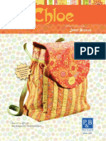 Free Fabric Backpack Pattern