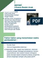 Timing Pembedahan Pada Bedah Anak (2)