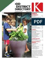Kirkwood School District Directory 2014-15